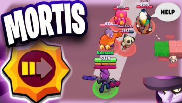 Coiled Snake Mortis is STILL BROKEN Brawl Stars Funny Moments & Fails & Glitches