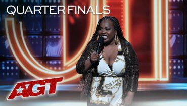 Comedian Jackie Fabulous Delivers FUNNY And Relatable Jokes About Dating – America's Got Talent 2019
