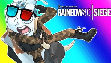 Rainbow Six Siege Funny Moments – Five Morons and a Bull