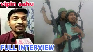 VIPIN SAHU FULL INTERVIEW – paragliding viral man funny video IN MANALI