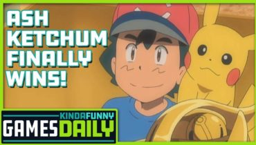 Ash Ketchum Finally Wins – Kinda Funny Games Daily (w/Mega Ran) 09.16.19