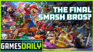 Is Ultimate the Final Smash Bros.? – Kinda Funny Games Daily 09.13.19