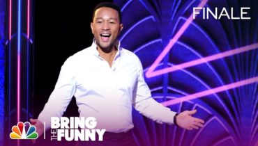 John Legend: Honorary Bring The Funny Member (Finale)