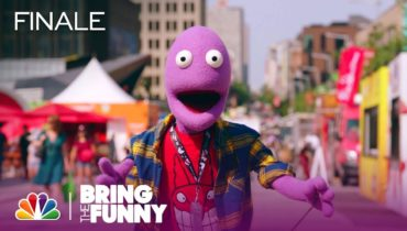 Puppet Randy Feltface Visits Montreal's Just for Laughs Festival – Bring The Funny (Finale)